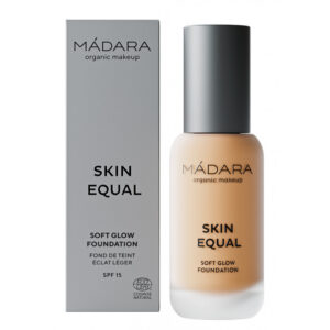 Fond de ten BIO cu SPF 15, 40 SAND, Madara, 30 ml