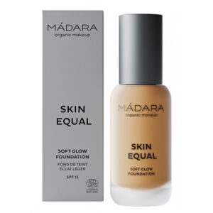 Fond de ten BIO cu SPF 15, 50 GOLDEN SAND, Madara, 30 ml