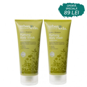 Set Duo Body Purifying, Urban Veda