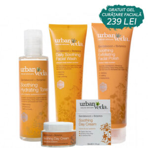 Set Full Face Soothing, Urban Veda