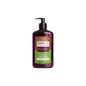 Balsam ultra hidratant fara clatire cu ulei de macadamia pentru par us...