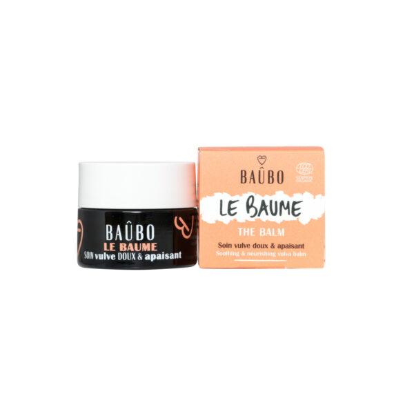 Balsam pentru zona intima, Baubo, 50 ml