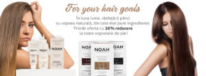 For your hair goals – 10% discount la toate vopselele de par