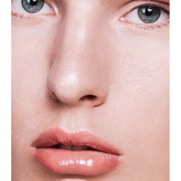 Gloss hidratant BIO pentru buze, 73 MAGNETIC NUDE, Madara, 4 ml
