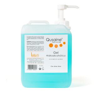 Gel igienizant pentru maini, Qusaine, 2500 ml