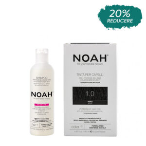 Set Color & Protect, Negru, 1.0, Noah