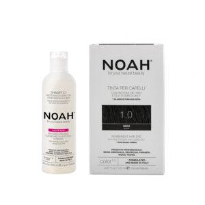 Set Color & Protect, Negru, 1.0, Noah