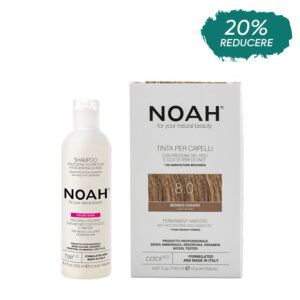 Set Color & Protect, Blond deschis, 8.0, Noah