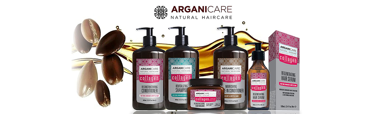 Cosmetice si Produse de ingrijire BIO de la Arganicare