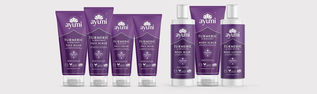 Cosmetice si Produse de ingrijire BIO de la Ayumi