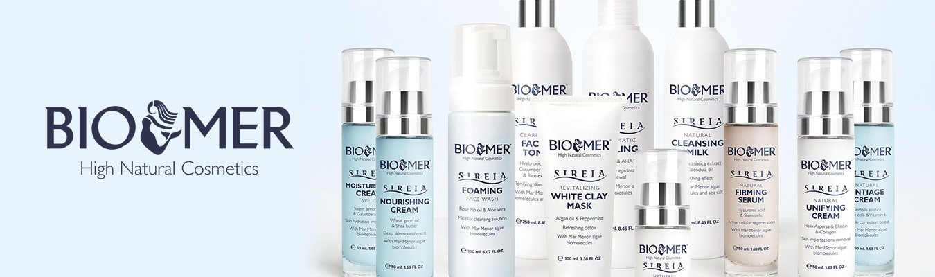 Cosmetice si Produse de ingrijire BIO de la BIOMER