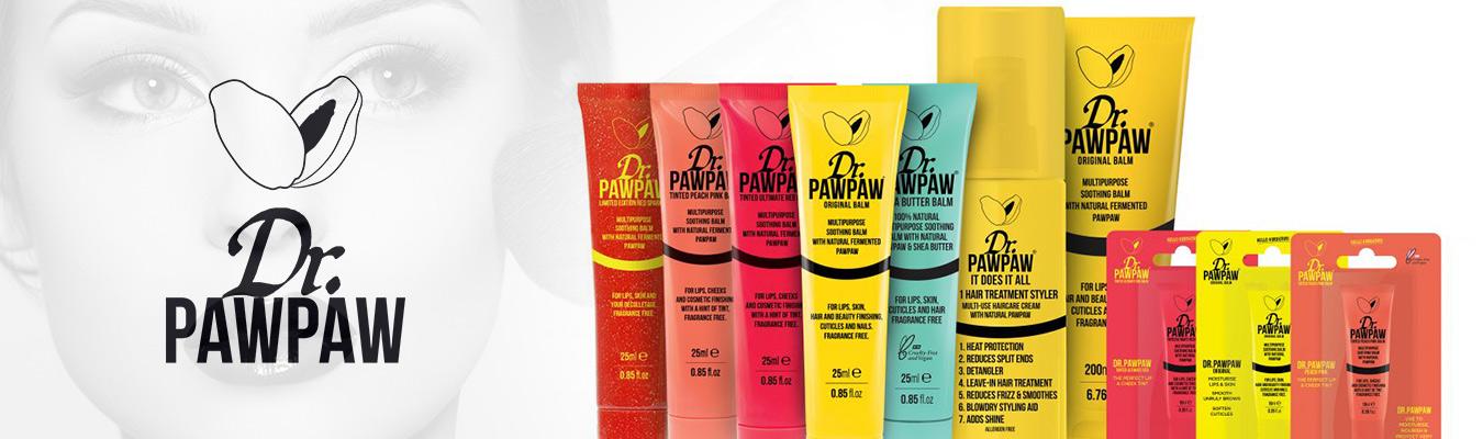Cosmetice si Produse de ingrijire BIO de la Dr. PawPaw