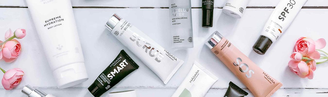 Cosmetice si Produse de ingrijire BIO de la Mádara