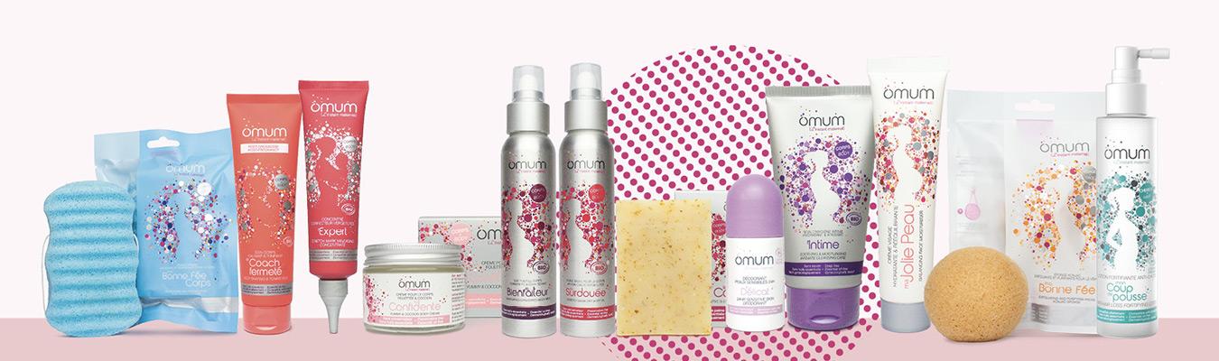 Cosmetice si Produse de ingrijire BIO de la Omum