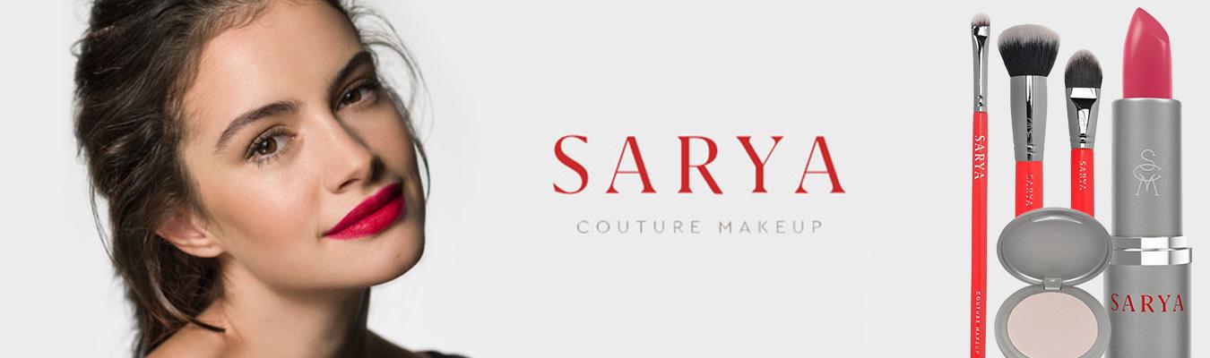 Cosmetice si Produse de ingrijire BIO de la Sarya Couture Makeup