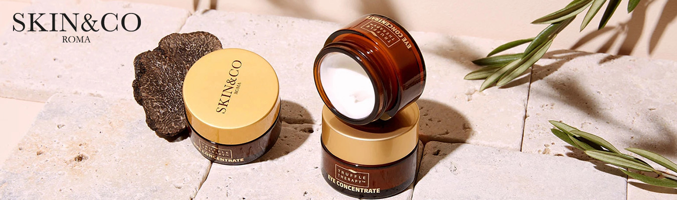 Cosmetice si Produse de ingrijire BIO de la Skin & CO Roma