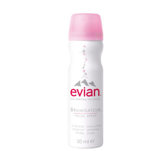 Spray facial cu apa termala Evian Brumisateur, 50ml