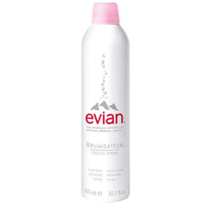 Spray facial cu apa termala Evian Brumisateur, 300ml