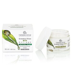 Crema de fata anti-age cu 70% extract de melc BIO, Helidermina, La Dis...