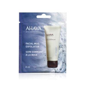 Exfoliant facial cu namol – pentru o singura folosire, Ahava, 8 ...