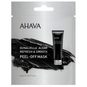 Masca exfolianta din alge Dunaliella – pentru o singura folosire...