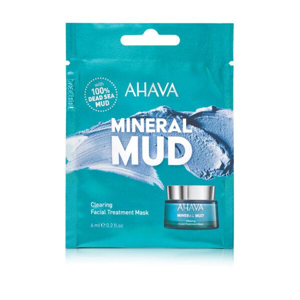 Masca tratament pentru curatarea si detoxifierea tenului - pentru o singura folosire, Ahava, 8 ml