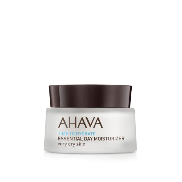 Crema hidratanta esentiala de zi, pentru ten foarte uscat, Ahava, 50 ml