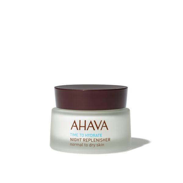 Crema de noapte, pentru ten normal sau uscat, Ahava, 50 ml
