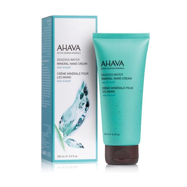Crema de maini cu minerale de la Marea Moarta Sea-Kissed, Ahava, 100ml