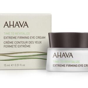 Crema de ochi pentru fermitate extrema, Ahava, 15 ml