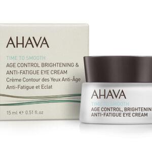 Crema contur de ochi, antirid si antioboseala, Ahava, 15 ml