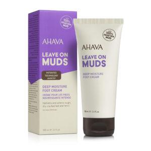 Crema de picioare intens hidratanta pe baza de namol, Ahava, 100ml