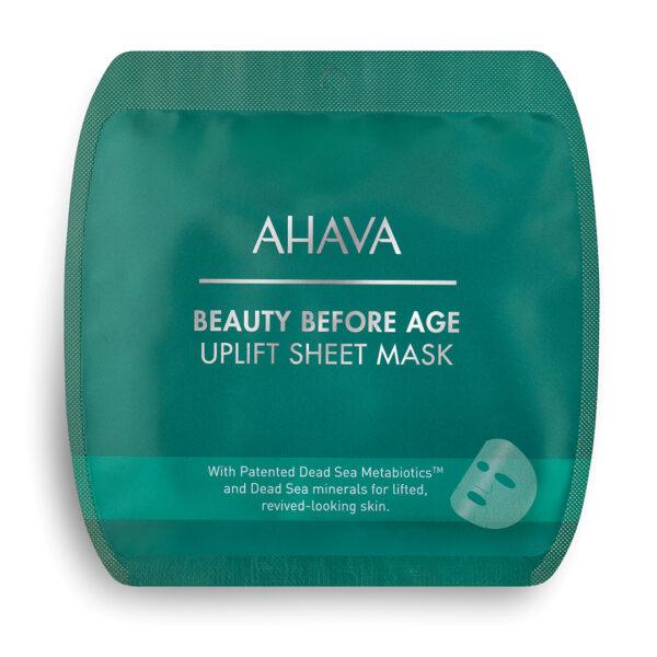 Masca anti-aging pentru fermitate si suplete, Ahava, 17g, 1 buc