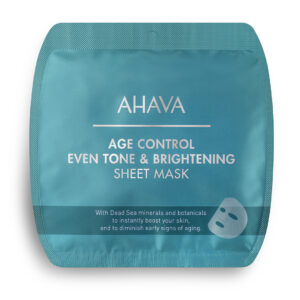 Masca anti-aging pentru fermitatea tenului si luminozitate, Ahava, 17g...