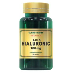 Acid Hialuronic 100mg, Cosmo Pharm, 30 tablete