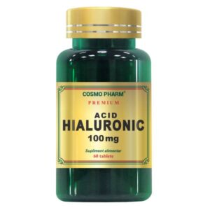 Acid Hialuronic 100mg, Cosmo Pharm, 60 tablete