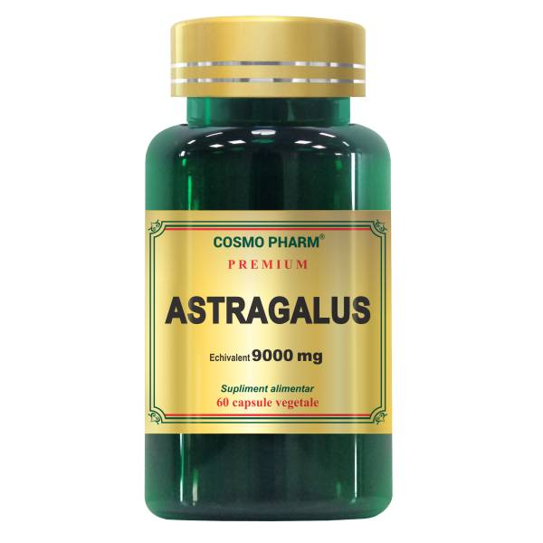 Astragalus Extract 450 Mg echiv 9000mg, Cosmo Pharm, 60 capsule