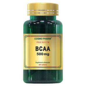 BCAA 500 mg, Cosmo Pharm, 60 tablete