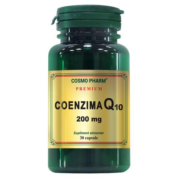 Coenzima Q10 200 Mg, Cosmo Pharm, 30 Capsule