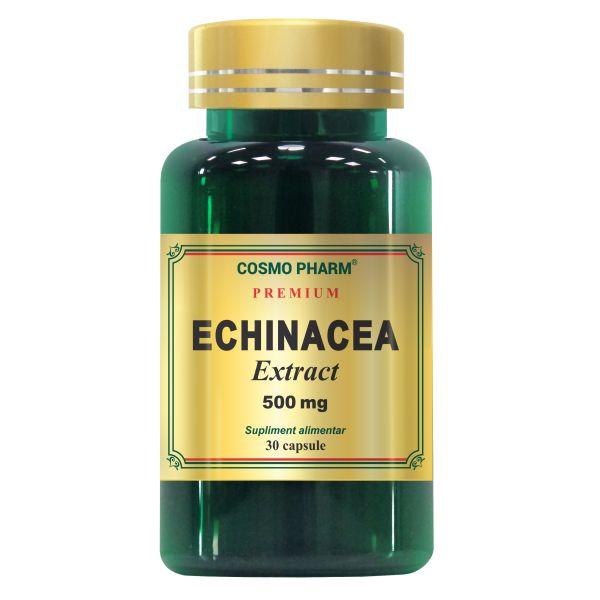 Echinacea Extract 500mg, Cosmo Pharm, 30 Capsule