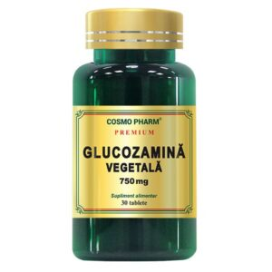 Glucozamina Vegetala 750 mg, Cosmo Pharm, 30 tablete