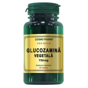 Glucozamina Vegetala 750 mg, Cosmo Pharm, 60 tablete