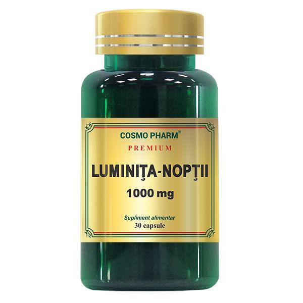 Luminita Noptii 1000mg, Cosmo Pharm, 30 capsule