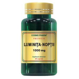 Luminita Noptii 1000mg, Cosmo Pharm, 60 capsule