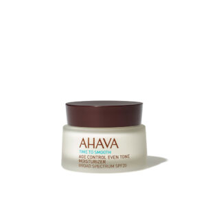 Crema de zi antirid, hidratanta, cu SPF20, Ahava, 50 ml