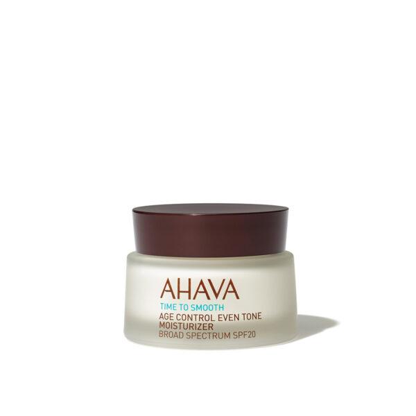 Crema de zi antirid hidratanta cu SPF20, Ahava, 50 ml