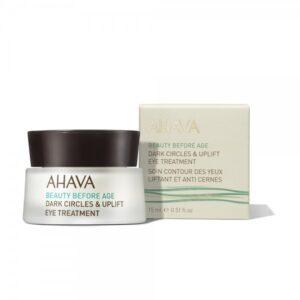 Crema contur de ochi cu efect anti-cearcan, Ahava, 15 ml