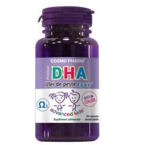 DHA Premium, Cosmo Pharm, 30 capsule masticabile