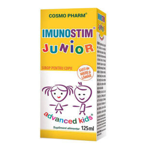 Imunostim Junior Sirop, Cosmo Pharm, 125 ml