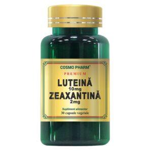 Luteina 10mg Zeaxantina 2mg, Cosmo Pharm, 30 capsule